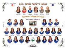 Orla de la promoción 2013-2015